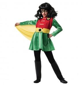 Déguisement Super Robin fille
