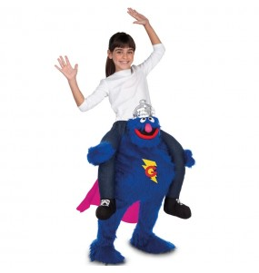 Déguisement Porte Moi Grover enfant