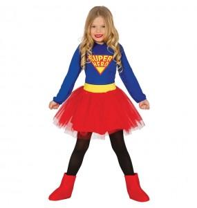 Déguisement Superwoman Enfant