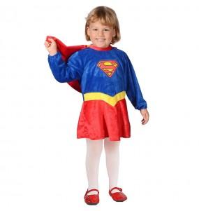 Déguisement Supergirl bébé