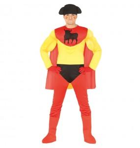 Déguisement Super-héros Espagnol adulte