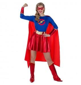 Déguisement Super-héroïne Classique pour femme