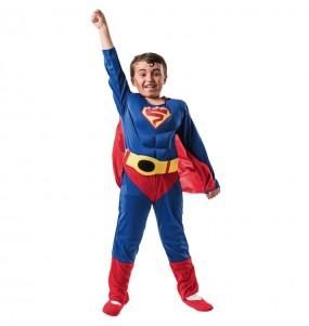 Déguisement Superman garçon