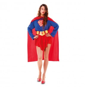 Déguisement Superwoman