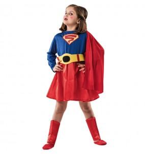 Déguisement Superwoman fille