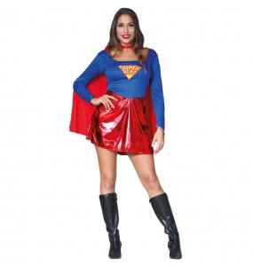Déguisement SuperWoman Kryptonite