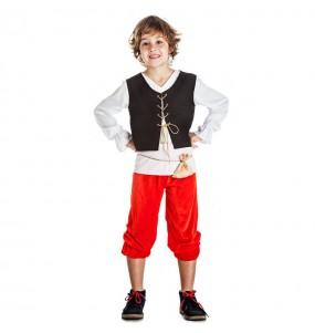 Déguisement Paysan Médiéval pour garçon