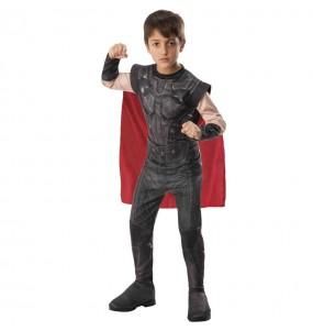 Déguisement Thor Marvel garçon