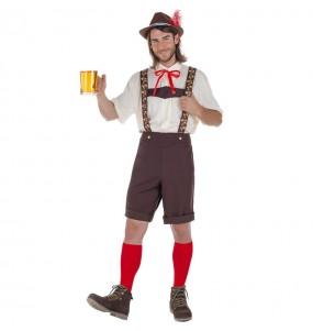Déguisement Tyrolien Oktoberfest pour homme