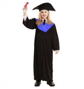 Déguisement Toge diplômé fille