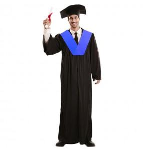 Déguisement Togue de diplômé homme