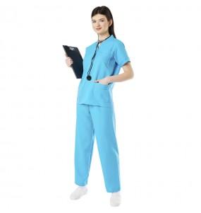Déguisement Uniforme de médecin femme