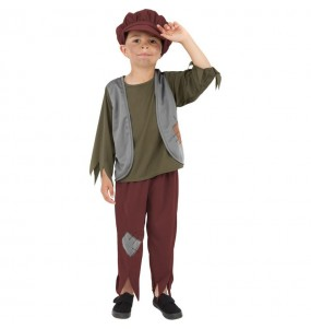 Déguisement Enfant Perdu Peter Pan garçon