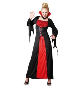 Déguisement Vampiresse halloween