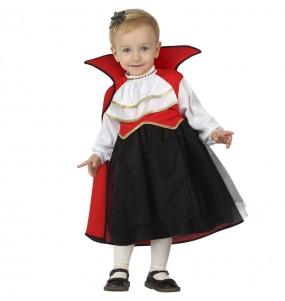 Déguisement Vampiresse gothique bébé