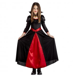 Déguisement Vampiresse nocturne fille