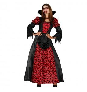 Déguisement Vampiresse Sombre femme