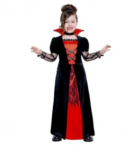 Déguisement Vampiresse Pennsylvanie fille