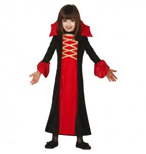 Déguisement Vampiresse royale fille