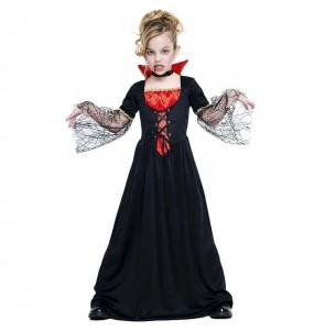 Déguisement Vampiresse sinistre fille