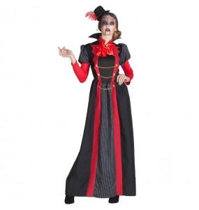 Déguisement Vampiresse Victorienne femme