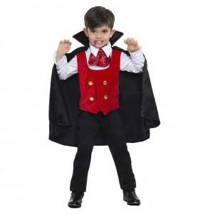 Déguisement Vampire des ténèbres garçon