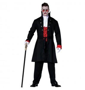 Déguisement Vampire Sombre adulte