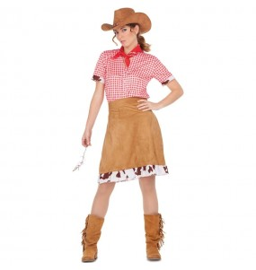 Déguisement Cowgirl Américaine femme