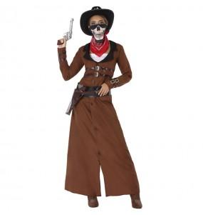 Déguisement Cowgirl Bandit femme