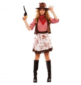 Déguisement Cowgirl pour femme