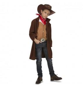 Déguisement Cowboy Texas pour garçon