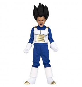 Déguisement Vegeta Dragon Ball enfant