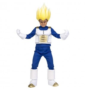 Déguisement Vegeta Super Saiyan Dragon Ball enfant