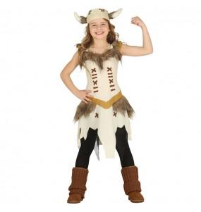 Déguisement Viking Scandinave pour fille