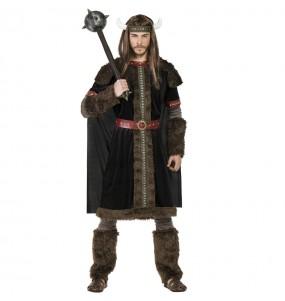 Déguisement Viking Black pour homme