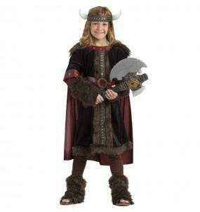 Déguisement Viking Black pour garçon
