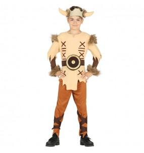 Déguisement Viking Scandinave pour garçon