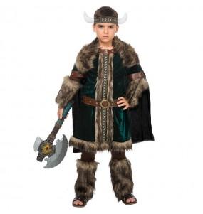 Déguisement Viking Nordique pour garçon
