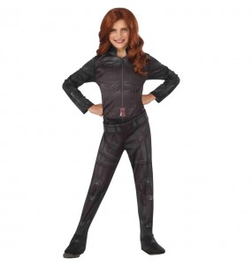 Déguisement Veuve Noire Avengers fille