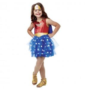 Déguisement Wonder Woman Classic fille