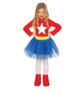 Déguisement Wonder Woman Enfant