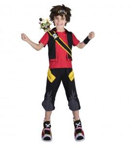 Déguisement Zak Storm garçon Super Pirate