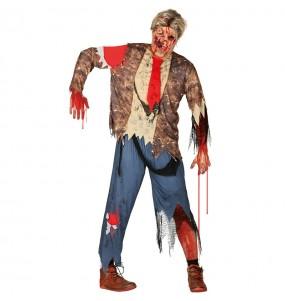 Déguisement Zombie Mort Vivant homme