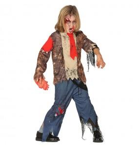 Déguisement Zombie Mort Vivant garçon
