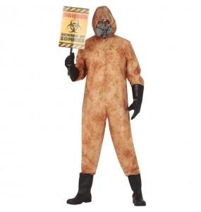 Déguisement Zombie nucléaire homme