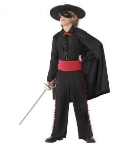 Déguisement Zorro Garçon