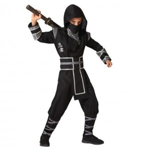 Déguisement Ninja japonais garçon