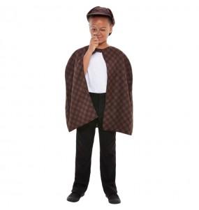 Déguisement Détective Sherlock Holmes garçon