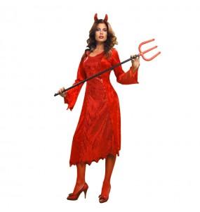 Déguisement Diablesse des Anges Déchus femme
