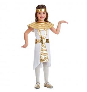 Déguisement Égyptienne dorée pour fille